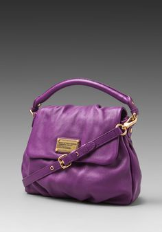 Marc by Marc Jacobs Classic Q Lil Ukita in Violet