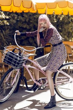 Fernanda Ly by Margaret Zhang for Marie Claire Australia July 2015 - Louis Vuitton
