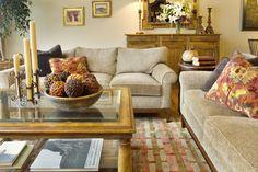 Montana mix - rustic - living room - other metro - Design Associates - Lynette Zambon, Carol Merica
