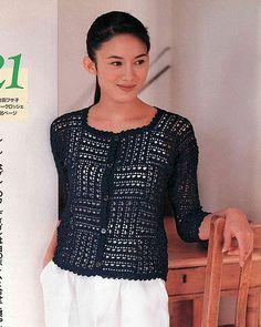 COMMENT  crochet jacket #2dayslook #crochetfashionjacket   www.2dayslook.com