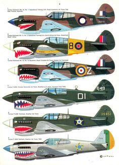 Shark mouths