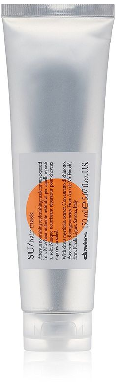 Davines Su/Hair Mask, 5.07 fl. oz. >>> This is an Amazon Affiliate link. Check out the image by visiting the link.