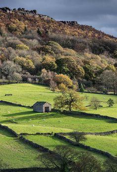 Yorkshire, England by howardedward