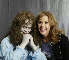 The Exorcist Linda Blair Life Size scale Regan Movie Prop – The Scary Closet Max Von Sydow, Linda Blair, Best Horror Movies, Good Movies, Life Size Movie, Props For Sale, Bedroom Scene, Spooky Scary, Creepy