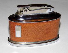 "Vintage Ronson ""Senator"" Desk Cigarette Lighter, Made in the USA."