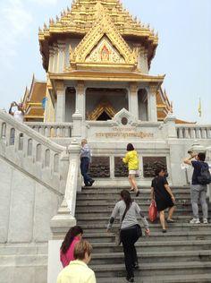 Temple enterance