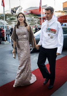7 August 2014 - Gala Dinner at Hotel Hans Egede in Nuuk, Greenland