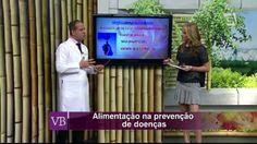 Saiba como prevenir doenças com a alimentação com o Dr. Roberto Navarro. Siga a gente nas redes sociais! Twitter: @vocebonita Instagram: @vocebonitatv Facebook.com/vocebonitatv Site oficial: www.tvgazeta.com.br/vocebonita