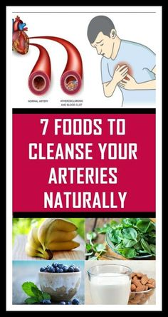 7 Foods to Cleanse Your Arteries Naturally - bein Healthy