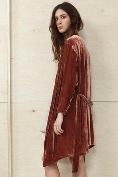 Red Velvet Kimono                                                                                                                                                                                 More