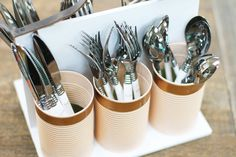 "Lilyshop ""How To"" With Jessie Jane: DIY Kitchen Caddy"