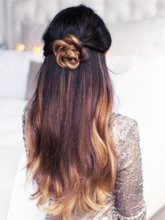 8 Pretty, Twisted Hairstyles for Party Season