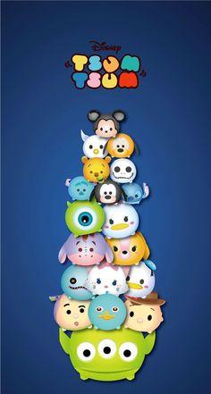 25 ideas wallpaper phone disney tsum tsum for 2019