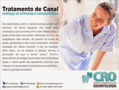 CRO | Centro de Reabilitação em Odontologia: Tratamento de Canal