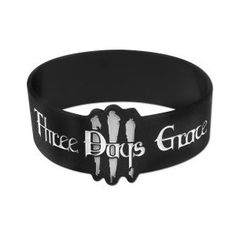 Three Days Grace NEW ITEMS  | Three Days Grace Claw Silicone... - Polyvore THIS IS THE WED SIGHT TO BUY IT ON