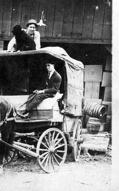 Amos Fredrich Short Vancouver Washington, Clark County, Historical Photos, Old Photos, Baby Strollers, History, People, Historical Pictures, Old Pictures