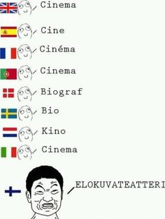 """Machine Gun Language - Funny memes that """"GET IT"""" and want you to too. Get the latest funniest memes and keep up what is going on in the meme-o-sphere. Funny Memes, Hilarious, Jokes, Planet Map, Learn Finnish, Finnish Words, Finnish Language, Internet Memes, Learn A New Language"""