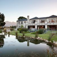Two of the 5 Most Exclusive Residential Estates In South Africa is in the Franschoek and Paarl valley - Val de Vie Polo Estate and Pearl Valley Golf Estate. Golf Estate, Real Estate, Lush Garden, Places Of Interest, Coastal Homes, South Africa, Scenery, Upper Crust, Wealthy People