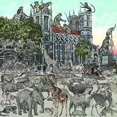 Peter Blake: Animalia