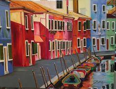 Piccolo Canale a Venezia by ROBSON SPINELLI