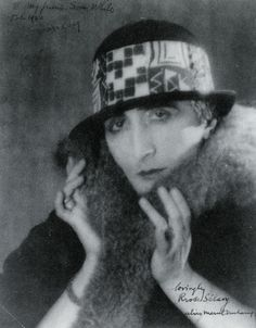 """Marcel Duchamp's female alter-ego Rrose Sélavy fully surfaced in photographs by Man Ray, 1921 Her name sounds like Eros, c'est la vie, or """"Eros, that's life."""""""