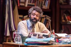 Learning curve ~ Lenny Henry rises to the challenge in 'Educating Rita'. #locallife #onstage #theatre #review #Chichester #WestSussex