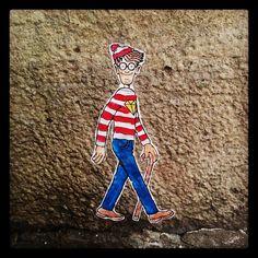 We found Wally.
