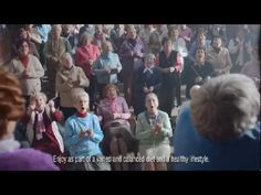 Shreddies TV advert 2012 - The Morning Rally