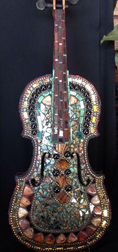 Repurposed Violin