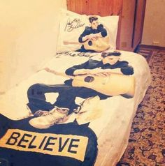 I think I need this.. Only the real Justin bieber sleeping in it with meeeee.