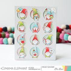mama elephant | design blog: Little Gnome Agenda with Thi
