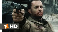 Saving Private Ryan (7/7) Movie CLIP - Capt. Miller's Last Stand (1998) HD - YouTube