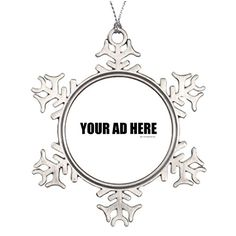 YourGift Nerd Random Tree Branch Decoration Santa Snowflake Ornaments ** This is an Amazon Affiliate link. Want to know more, click on the image.