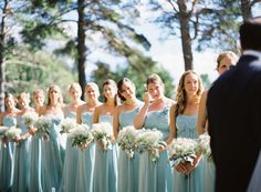 Beautiful bridesmaids dresses by http://belsoie.com/ Photography by yazyjo.com