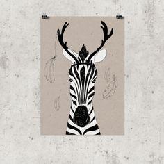 zebra-papier