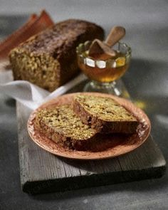 Holländischer Honigkuchen Rezept                                                                                                                                                                                 Mehr