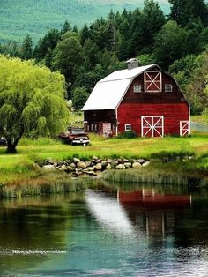Red Barn.... ONE DAY!!!!