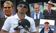 Cook's harshest critic Warne makes peace call but others slam skipper