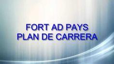 Hola amigos, Fort Ad Pays ha creado un plan de carrera muy goloso, os lo explico en este video, saludos y ánimo:)