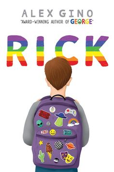 Eleven-year-old Rick Ramsey has generally gone along with everybody, just not making waves, even though he is increasingly uncomfortable with his father's jokes about girls, and his best friend's explicit talk about sex; but now in middle school he discovers the Rainbow Spectrum club, where kids of many genders and identities can express themselves--and maybe among them he can find new friends and discover his own identity, which may just be to opt out of sex altogether.