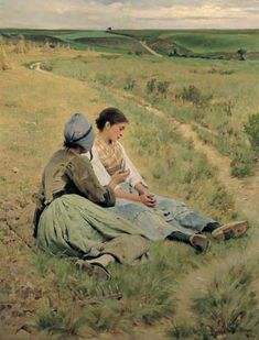 charles sprague pearce - Google Search