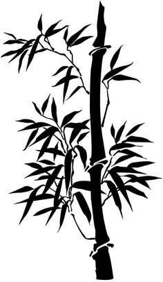 gt japanese japanese bamboo japanesse tattoo bamboo tattoo drawing ...