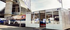 B2B / B2C Roadshow Truck Exhibition Unit / Mobile Showroom - United Kingdom and Europe - Event Structure by The Events Structure - Temporary Structures