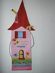 la casita de Valentina by entretelasalmijara.blogspot.com, via Flickr