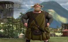 Brave - Lord MacGuffin