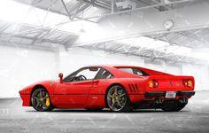 1985 Ferrari 288 GTO by VTMG-Engineering.deviantart.com on @deviantART