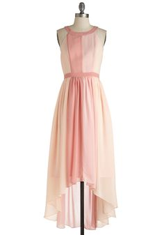 Peachy Queen Dress in Apricot | Mod Retro Vintage Dresses | ModCloth.com