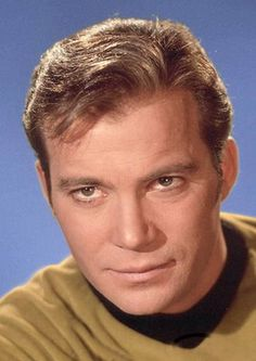 I was truly, madly, deeply in love with William Shatner in the 70's, along with Robert Redford.