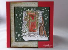 Patti's Paper Creations: Home for Christmas