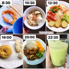 10 Ways to Lose Weight Without Dieting Tea Recipes, Smoothie Recipes, Snacks Recipes, Comidas Fitness, Healthy Life, Healthy Eating, Menu Dieta, Healthy Recepies, Meal Replacement Smoothies